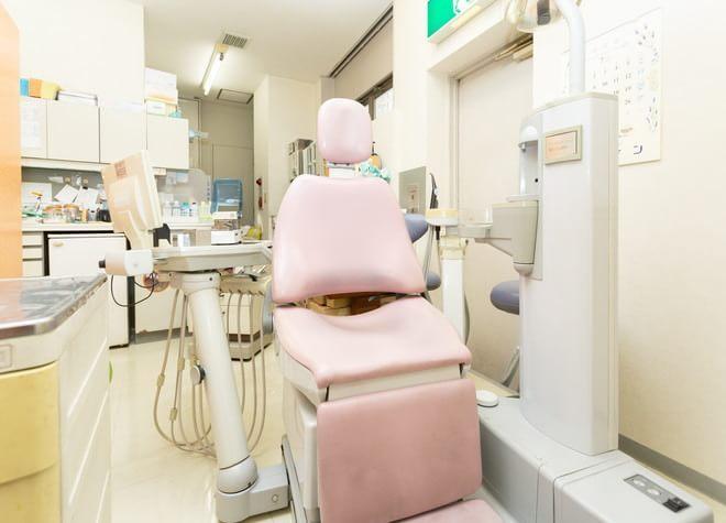 茅場町駅 4b出口徒歩5分 デンタルオフィス 遠山ビル歯科の院内写真6