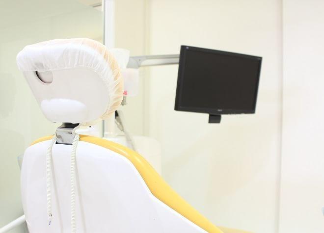 宮の沢駅出口車6分 スマイルオフィスデンタルクリニック西野本院の治療台写真1