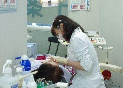 十条駅 北口徒歩8分 十条わたなべ歯科の院内写真2