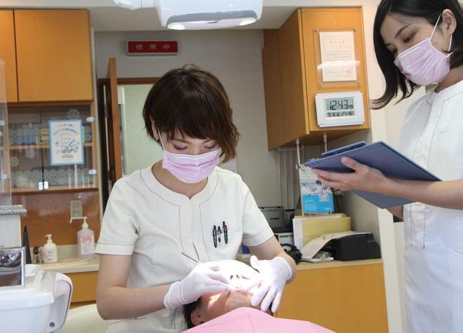 【天神南駅 出入口4徒歩4分】 天神みなみ歯科医院のスタッフ写真3