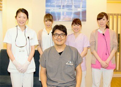 入谷駅(東京都) 出口徒歩 1分 大谷歯科クリニック写真1
