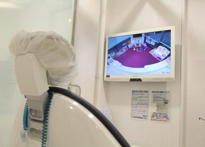 さがみ野駅出口 徒歩8分 マーレ歯科クリニックの治療台写真2