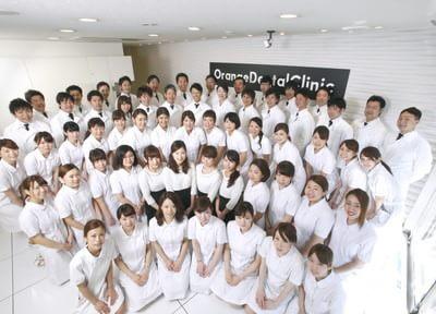 所沢駅 西口徒歩3分 オレンジ歯科 所沢プロぺ通り店写真1