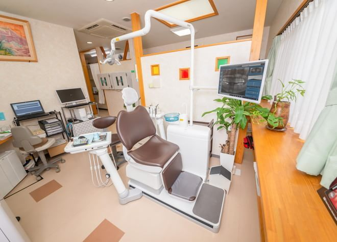 大村駅(長崎県) 出口徒歩 7分 いまみち歯科医院の診療室写真2