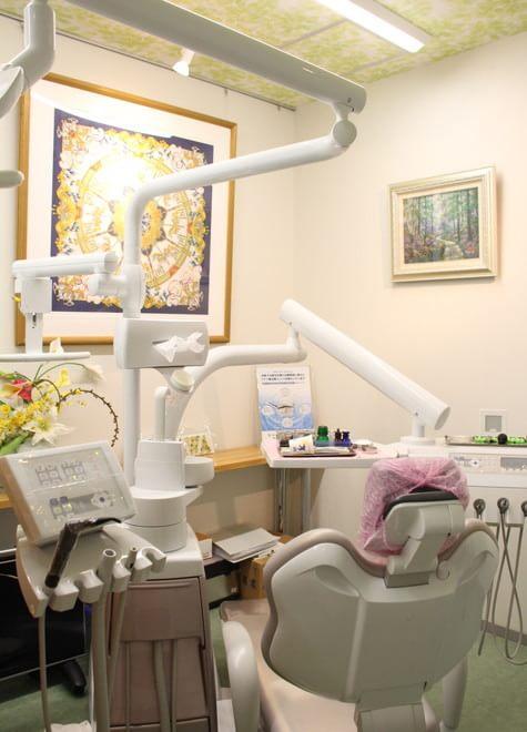 町田駅(小田急) 北口徒歩3分 やざわ歯科クリニックの院内写真6