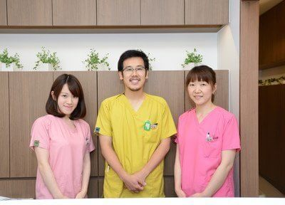 国分寺駅 南口徒歩 2分 こみね歯科医院写真1