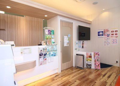 高座渋谷駅東口 徒歩1分 高座渋谷歯科クリニックの院内写真2