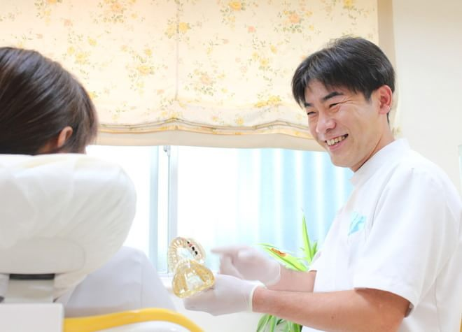 みちうら歯科医院の画像