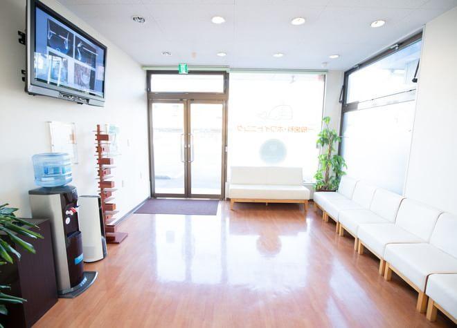 八潮駅 出口車 6分 ふじさき歯科のふじさき歯科 待合室写真5
