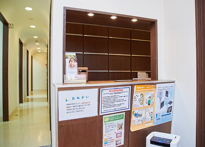 飯田橋駅 徒歩2分 デンタルクリニック神楽坂の院内写真5