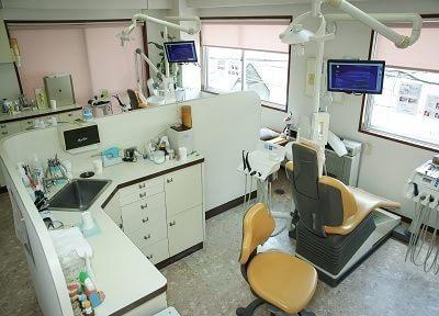 日吉駅(神奈川県) 2番出口徒歩 3分 長光歯科医院の院内写真3