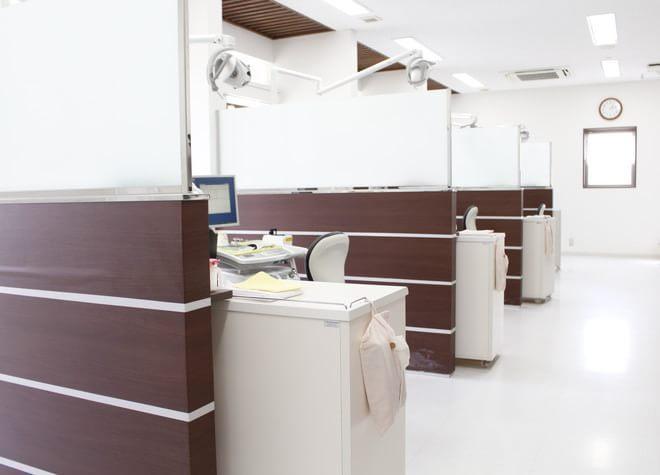 王子保駅 車7分 こいずみデンタルクリニックの治療台写真2