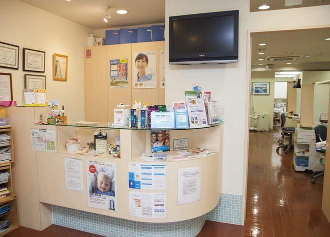 東大前駅 出口徒歩 1分 KAWASAKI歯科の院内写真7