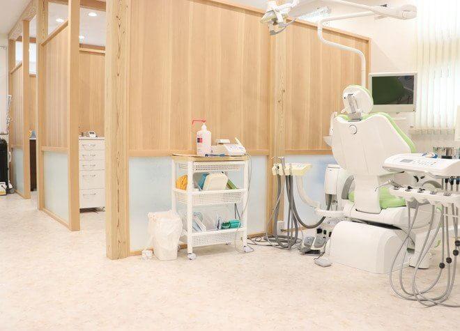 住吉駅(兵庫県) 出口徒歩3分 ヨネダ歯科医院の治療台写真4