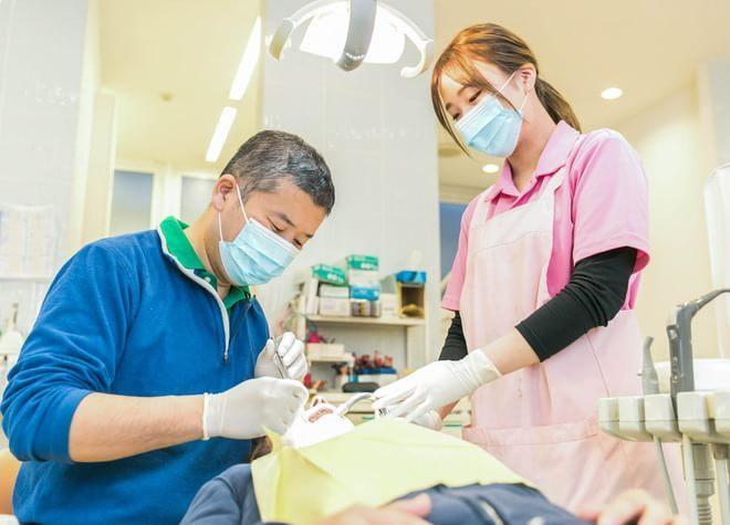 本蓮沼駅 A3出口徒歩 1分 仁愛歯科クリニックのスタッフ写真2