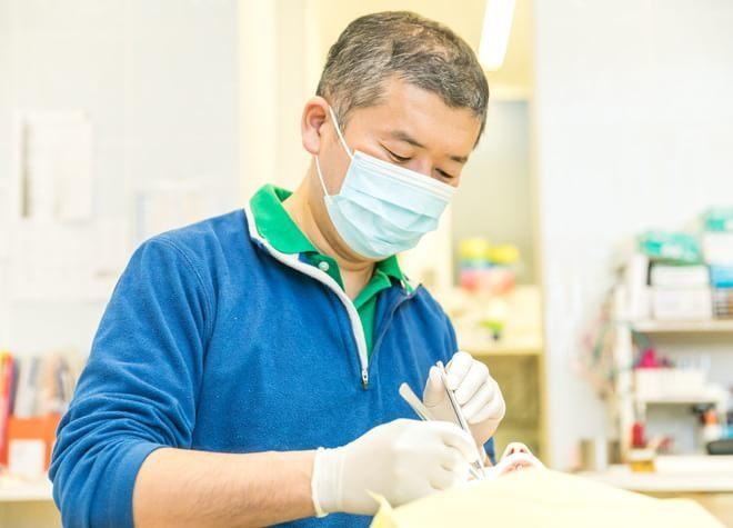 本蓮沼駅 A3出口徒歩 1分 仁愛歯科クリニックのスタッフ写真3