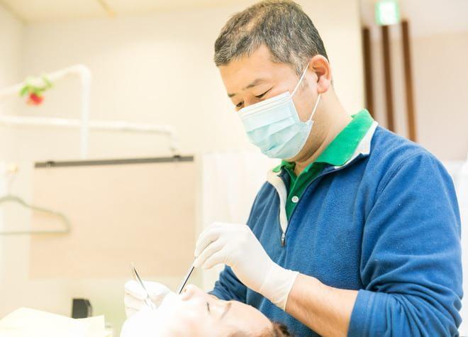 本蓮沼駅 A3出口徒歩 1分 仁愛歯科クリニックのスタッフ写真4