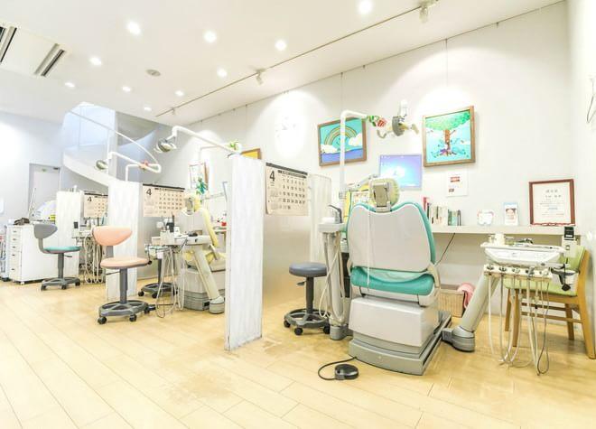 本蓮沼駅 A3出口徒歩 1分 仁愛歯科クリニックの治療台写真6
