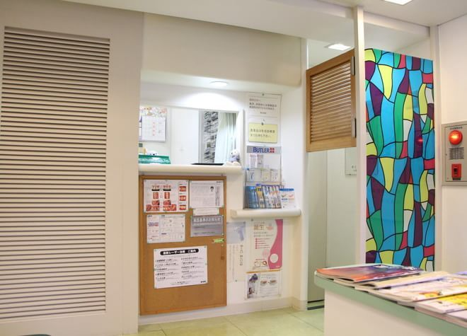 武蔵関駅 北口徒歩 1分 小川歯科医院の院内写真2