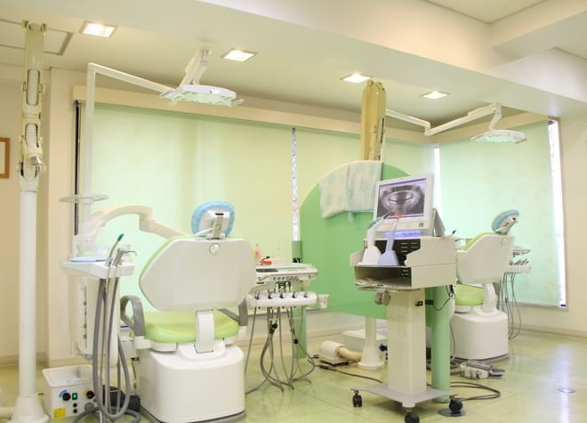 武蔵関駅 北口徒歩 1分 小川歯科医院の治療台写真7