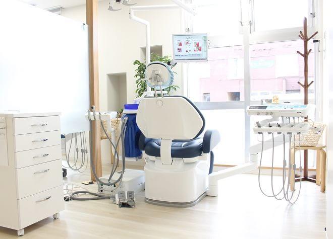 苗穂駅  出口 車16分 よな歯科クリニックの治療台写真6