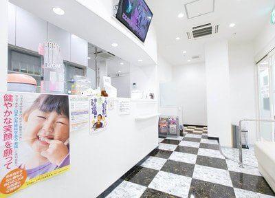 北加賀屋駅 出口徒歩12分 南津守ファミリー歯科の院内写真1