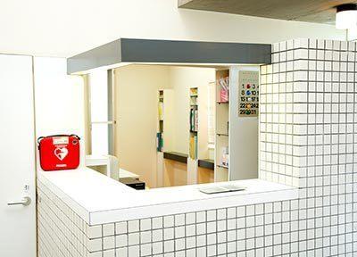 江南駅(愛知県) 出口車7分 大池歯科医院の院内写真2