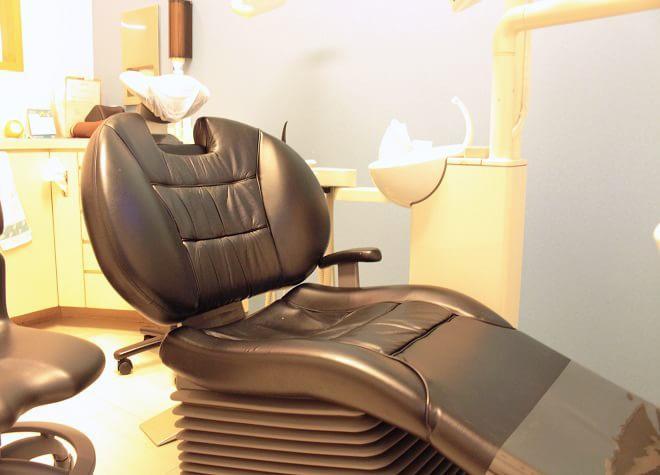 中島公園駅 2番出口徒歩 10分 千葉歯科クリニックの治療台写真3