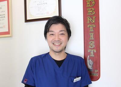 すぎさき歯科医院の院長先生