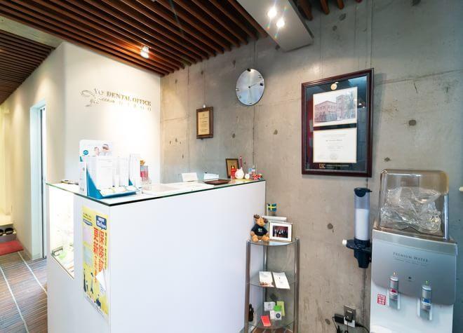 広尾駅 1番出口徒歩3分 洋デンタルオフィス広尾写真4