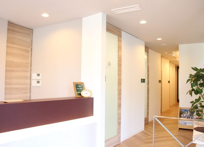 曽根駅 徒歩1分 医療法人 陽樹会 曽根駅前歯科クリニックの院内写真4