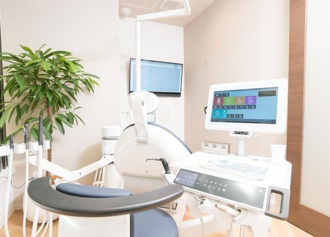 曽根駅 徒歩1分 医療法人 陽樹会 曽根駅前歯科クリニックの治療台写真3