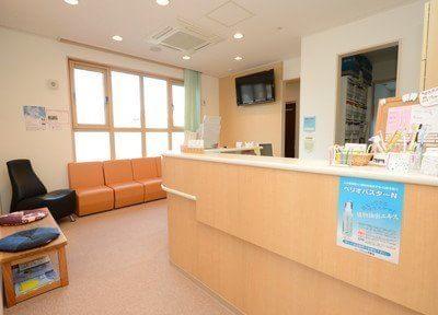 三沢駅(青森県) 車10分 つきだて歯科診療室の院内写真2