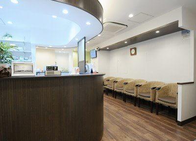 湊川公園駅西出口 徒歩3分 林歯科医院の院内写真3