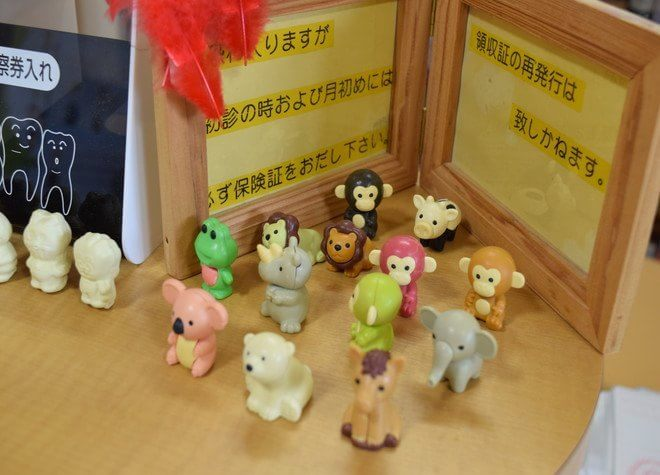 志染駅 出口徒歩5分 たまき歯科クリニックの院内写真4