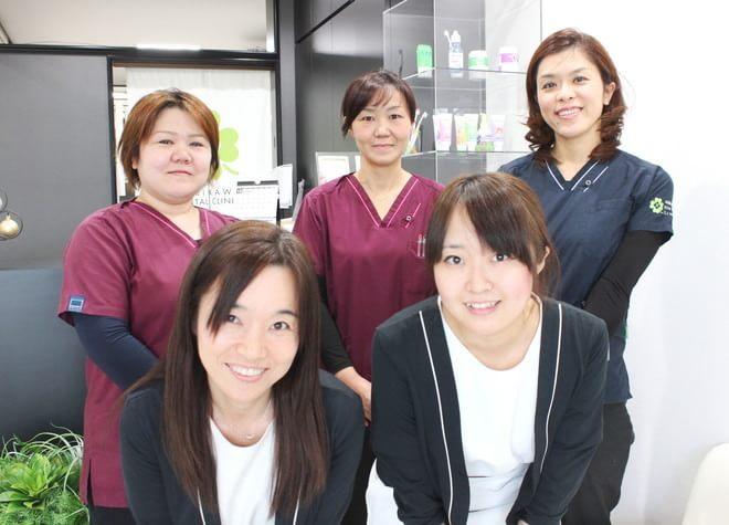 今出川駅 出口徒歩 13分 堀川歯科クリニックのスタッフ写真2