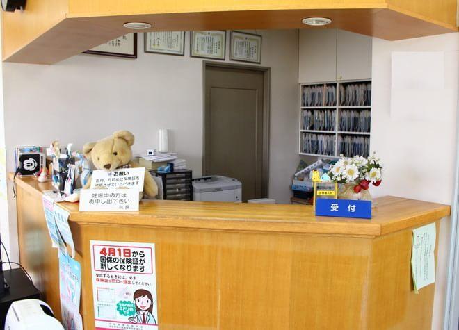 佐和駅 出口車 10分 デンタルクリニック笠松の院内写真6