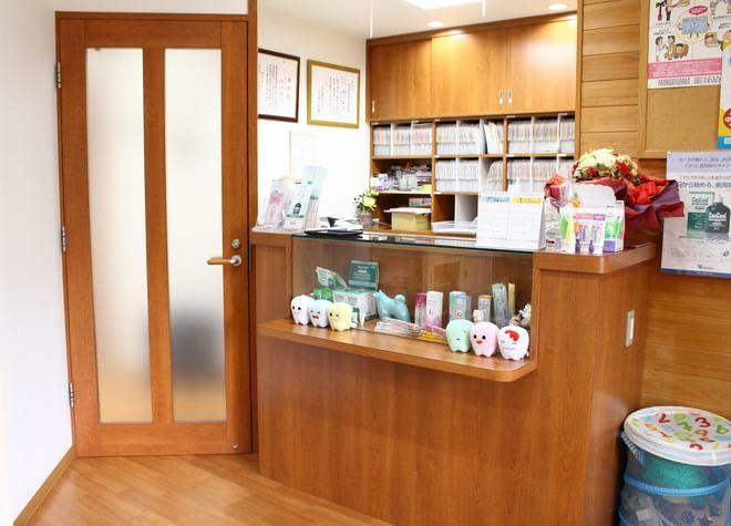 桂駅 西口徒歩 3分 井上歯科診療所の院内写真2