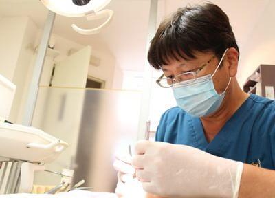 京急蒲田駅 東口徒歩 3分 倉沢歯科医院のスタッフ写真2