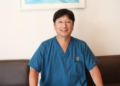 倉沢歯科医院の院長先生