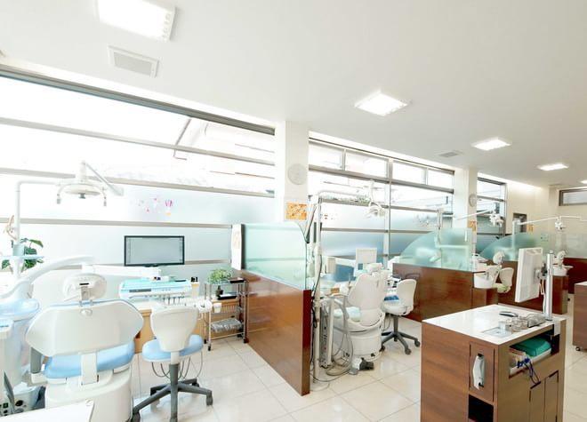 豊田市駅 バス25分 医療法人 後藤メディカル 後藤歯科の治療台写真5