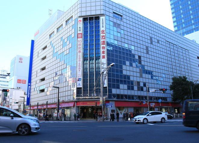 上野広小路駅 松坂屋前徒歩1分 マツザカヤデンタルクリニック写真5