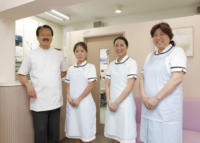 川越駅 西口バス 14分 広栄歯科医院のスタッフ写真5