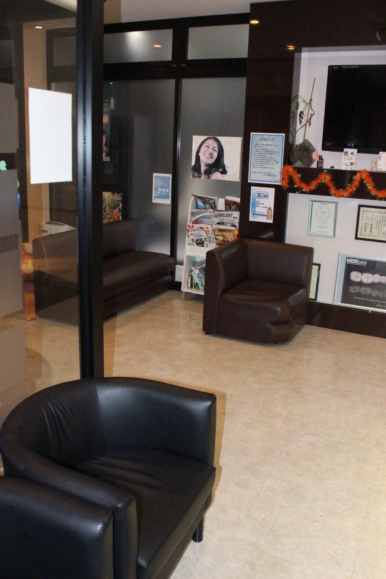 上星川駅 1番出口徒歩 10分 オーラルプラン歯科クリニックの院内写真3