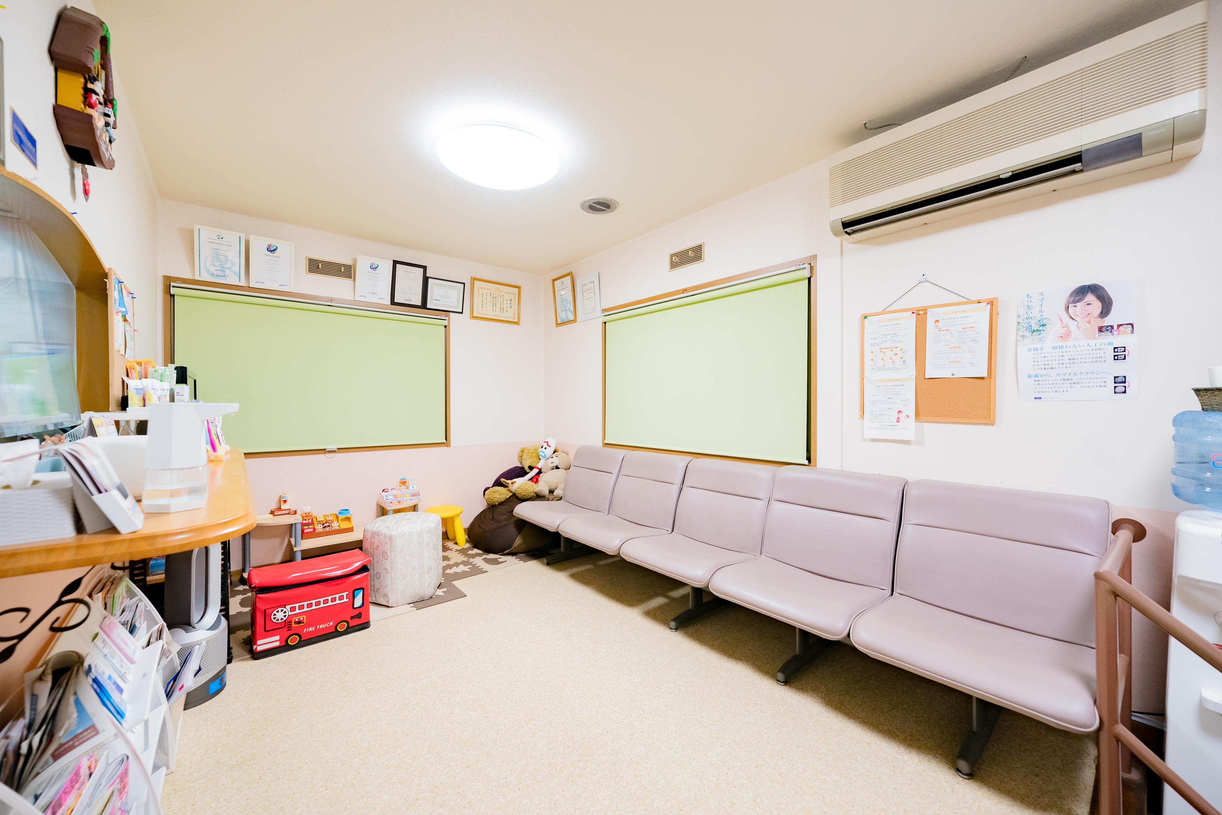京王多摩川駅 出入口徒歩 4分 大山歯科医院の院内写真4