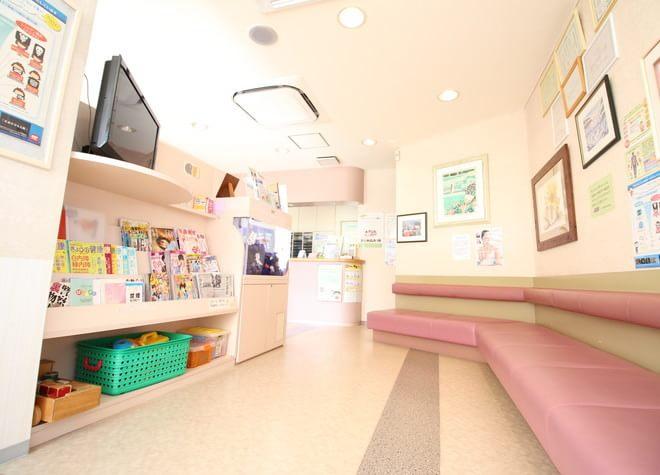 岩倉駅(愛知県) 出口車 5分 はまじま歯科クリニックの院内写真4