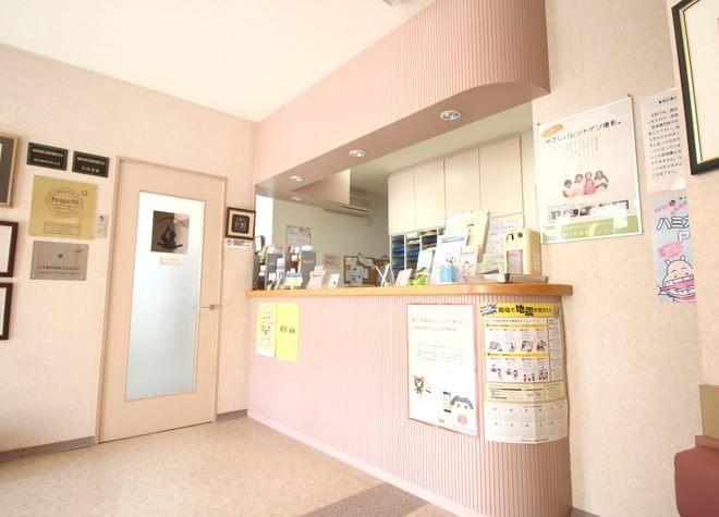 岩倉駅(愛知県) 出口車 5分 はまじま歯科クリニックの院内写真3