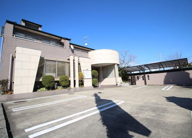 岩倉駅(愛知県) 出口車 5分 はまじま歯科クリニックの外観写真6