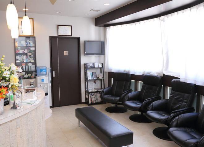 町田駅(JR) 北口徒歩1分 白倉歯科クリニックの院内写真2