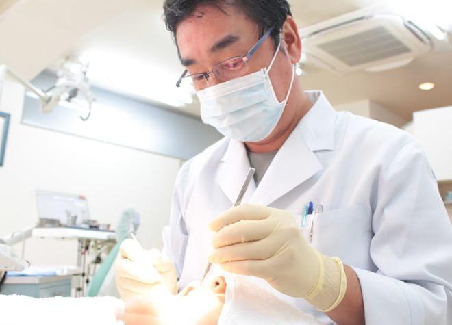 四面道歯科の画像
